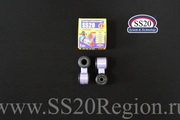 Стойки стабилизатора с резиновыми втулками SS20 22мм