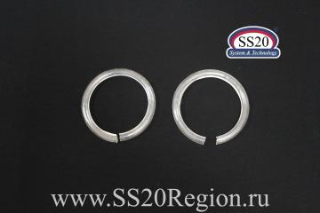 Защитная оплетка витка пружины полиуретановая SS20 d 120-160 мм